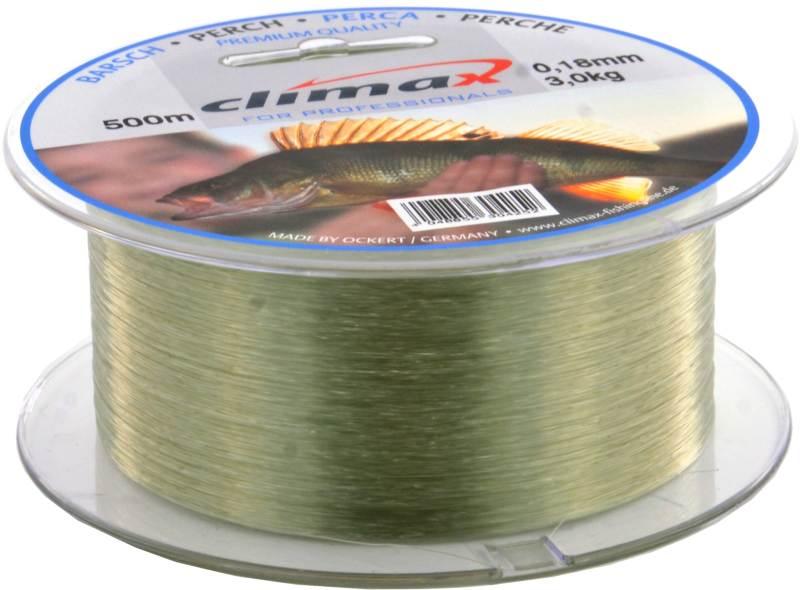 Silon CLIMAX Species Barsch Ostriež šedozelený - 500m priemer 0,22mm / 4,3kg