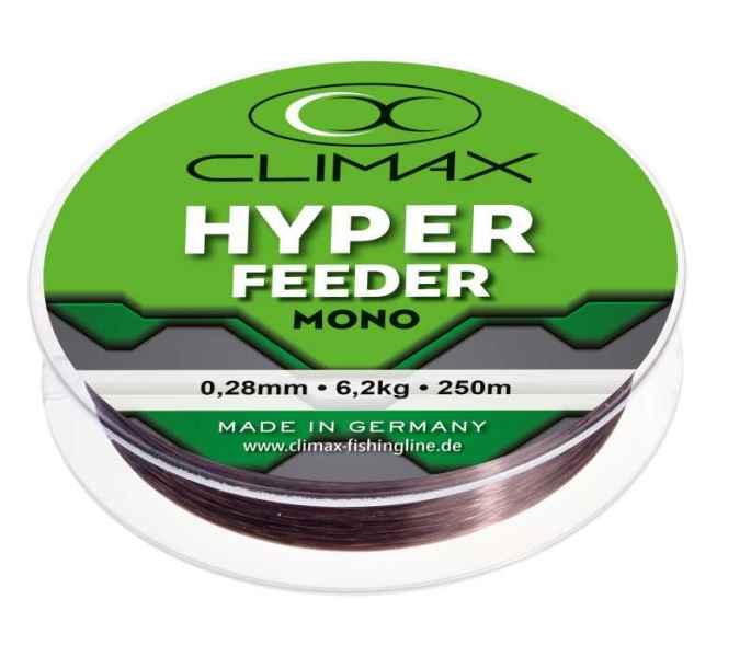 Silon CLIMAX HYPER mono feeder 250m 0,20mm / 3,5kg/ 250m