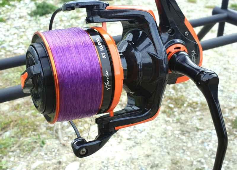 Silon Climax - CULT Deep purple Mono 1200m Priemer 28mm/5,5kg