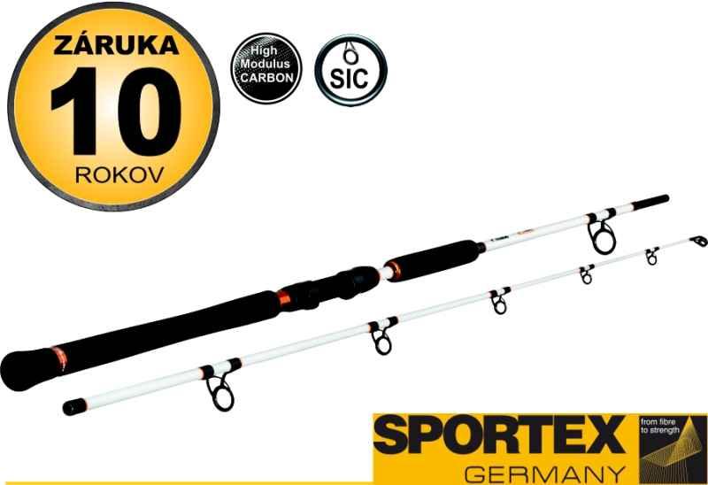 Rybársky prút-SPORTEX - Turbo Cat Spin - dvojdielny