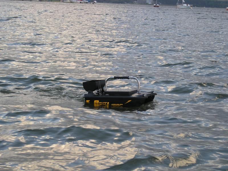 Rybárska zavážacia loďka BL